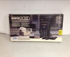 OTC Monitor 2000 GM Set 3287 Adaptive Diagonostic Tool Incomplete