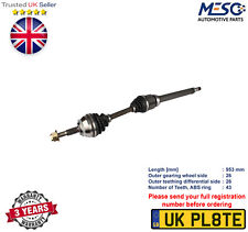 DRIVE SHAFT AXLE FITS FOR VOLVO S40 V40 1.9 2.0 T T4 1997-2004 RIGHT HAND SIDE
