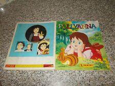 ALBUM figurine POLLYANNA PANINI 1987 COMPLETO BUONO TIPO MANGA OSCAR LULU CREAMY