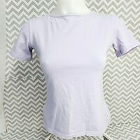 LOUIS VUITTON Uniforms Black Short Sleeved T-Shirt    Size: S