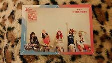 Fx kcon hidden music video official photocard card Kpop K-pop