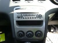 GENUINE 2009 PEUGEOT 308 S RADIO CD PLAYER ONLY WITHOUT CODE