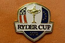 Ryder Cup Souvenier Pin..2012..Medinah