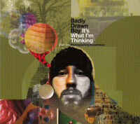 Badly Drawn Boy - It's What I'm Thinking (2010)  Limited 2CD  NEW  SPEEDYPOST