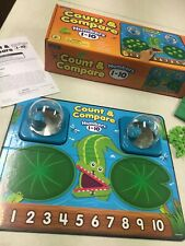 Lakeshore Educational Product Count & Compare Numbers 1-10 Complete Lnw