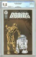 star wars droids 1 of 6 cgc 9.8