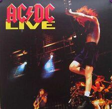 AC DC POSTER, LIVE (SQ10)