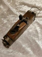 Antike Mausefalle*um 1880*Rattenfalle*restauriert