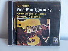 CD ALBUM Full house WES MONTGOMERY Live at Tsubo 98992