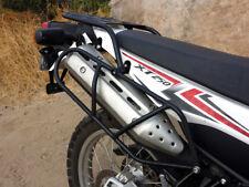 XT250 Side Luggage Racks, Rear Plastic Guards, Yamaha XT 250