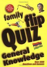 Family Flip Quiz: General Knowledge  (NoDust) by Chris Rigby