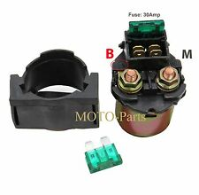 Magnetic Switch Assy Solenoid Relay Honda CX500 CX650 GL500 GL650 Extra Fuse /B