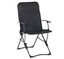 Isabella Balder Folding Travel Chair - Dark Grey