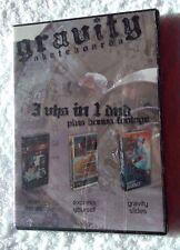 GRAVITY: SKATEBOARDS - 3 IN 1 (DVD) REGION-ALL, NEW, FREE POST WITHIN AUSTRALIA