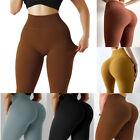 Women Butt Lift Leggings Anti-cellulite High Waist Tiktok Push Up Yoga Pants New