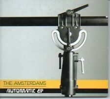 (195H) The Amsterdams, Automatic EP - 2008 CD