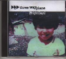 (BM676) Three Way Plane, Bright Days - 2006 DJ CD