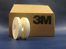 1, 6, 12, 36 ROLLS 3M ADHESIVE TRANSFER TAPE CLEAR - 12MM x 44M - FREE 24 HR DEL