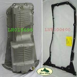 LAND ROVER SUMP OIL PAN & CRANKCASE GASKET DISCOVERY 2 II RANGE P38 99-02 USED