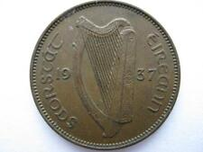 Ireland 1937 Farthing, EF.