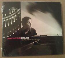 London House Blues. CD. New. Bob Mametw/ Larry Gray (01)