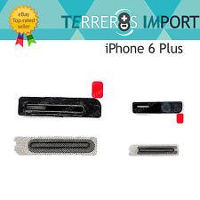 Rejilla Goma Altavoz Auricular y Malla Antipolvo para iPhone 6 Plus