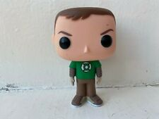 FUNKO POP VINYL #11 THE BIG BANG THEORY SHELDON COOPER FIGURE TELEVISION SERIES