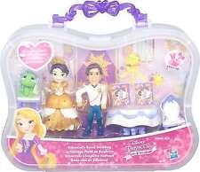 Disney Princess Small Doll Story Moments - Rapunzel's Royal Wedding - New