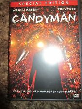 CANDYMAN US R1/R3/R4 DVD UNPLAYED CLIVE BARKER