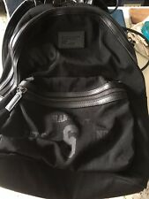 Hotwind Large Black Nylon Backpack - Very Good Condition