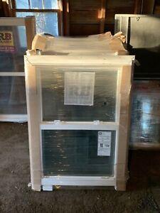 "Reliabilt 450 Series 29.5"" x 39.5"" Double Hung Windows, Vinyl, White"