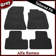 Alfa Romeo 159 Saloon Tailored Fitted Carpet Car Mats GREY