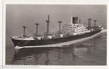 M.V. Glenfalloch, Glen Line Merchant Shipping Photo Card, B542