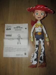 Disney Pixar Toy Story Talking Jessie Doll Toy