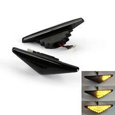 Dynamic Flow LED Marker Side Turn Signal Lights Indicators For Ford Focus MK 1 2
