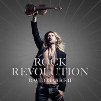DAVID GARRETT - ROCK REVOLUTION (DELUXE EDITION )   CD+DVD NEW!