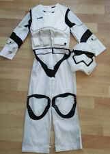 Star Wars Stormtrooper With Mask Dress Up Costume Age 5-6