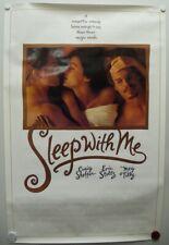 SLEEP WITH ME* 1994 Craig Sheffer, Eric Stoltz, Meg Tilly, Todd Field-One Sheet