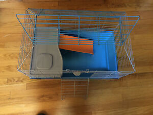 Large Guinea Pig/hamster/Other Small Pet Cage Starter Kit From Pet Smart