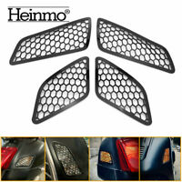 Front Rear Turn Signal Light Indicator Cover Protector For VESPA GTS125 250 300