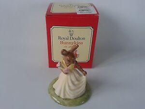 Royal Doulton With Love  Bunnykins DB269 Boxed