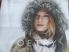 POETRY CLOTHING CATALOGUE NEW WINTER COLLECTION 2013