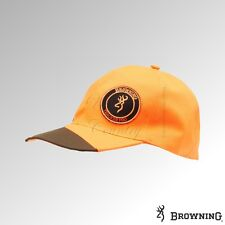 Browning Cap Tracker Pro Orange/Green (30895800)