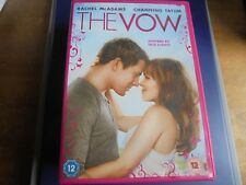 THE VOW DVD REGION 2 2012