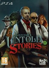 Lovecraft's Untold Stories Collector'S Edition-PlayStation 4-ps4