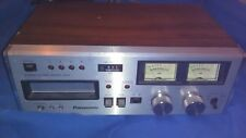 PANASONIC RS-808 8 Track Tape Deck Player Recorder, WORKS!