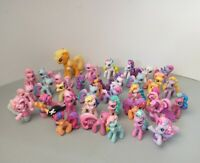 35 My Little Pony Ponies MLP Figures Mixed Series 2000s Hasbro Big Lot Some Rare