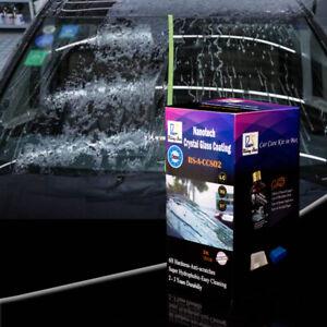 Anti Rain Liquid Car Glass Water Repellent Spray Hydrophobic Ceramic Nano Coat