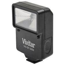 Vivitar Digital Slave Flash for Sony Alpha A100 A200 A230 A290 A300 A330 A380