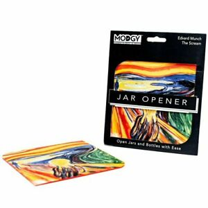 Modgy Silicone Jar Opener / Trivet - Edvard Munch The Scream